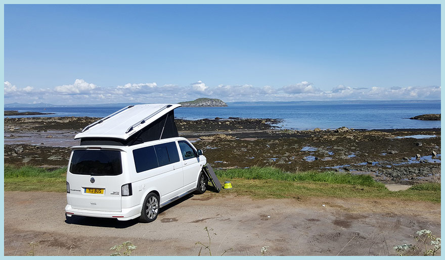 vw t5 campers northwest