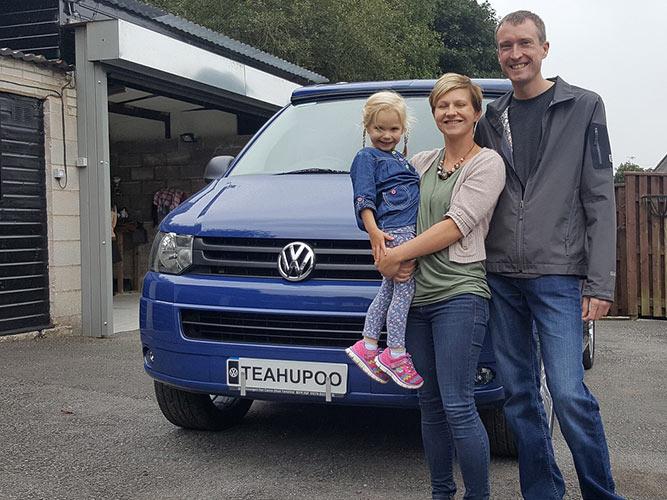 VW Campervan Conversion