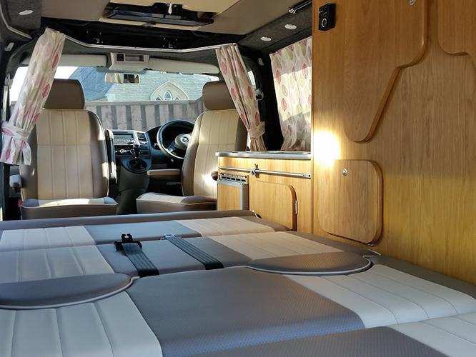 T5 VW Camper Vans