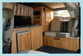VW Campervan Conversion Lancashire