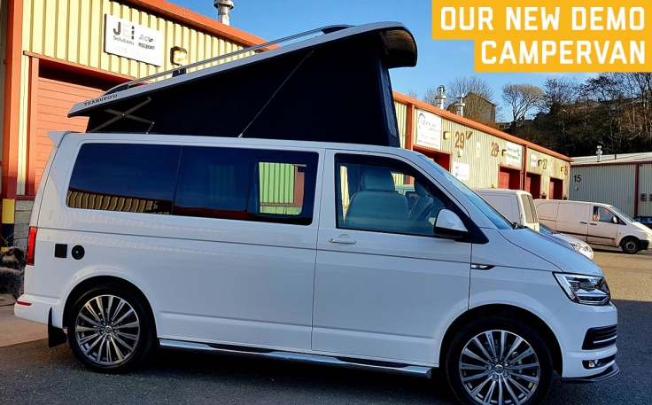 VW Campervan Conversion Specialists T5 & T6 North West